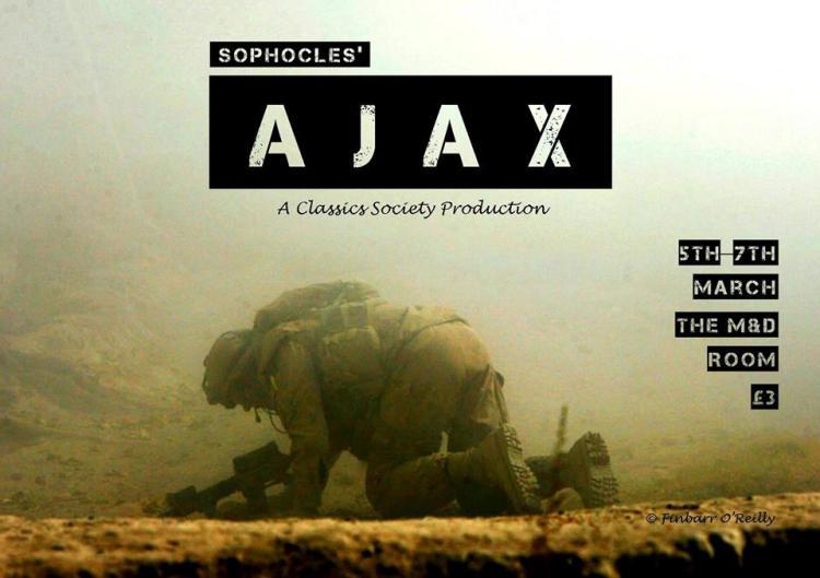Ajax promo poster 1