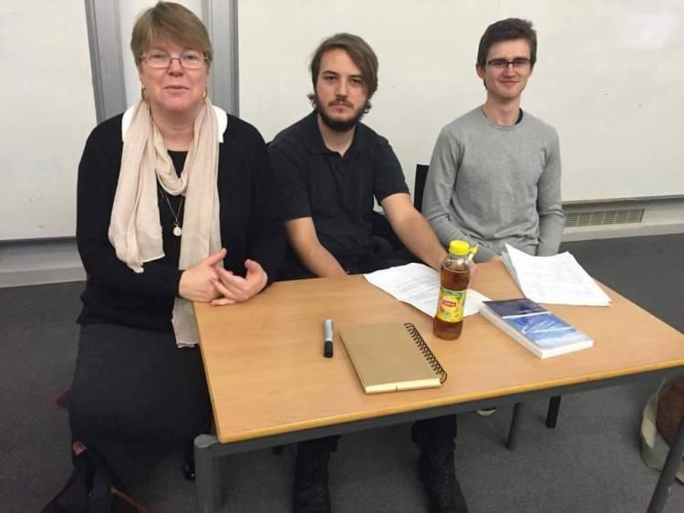 debate team 1