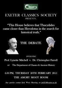 Term 2 Debate Poster
